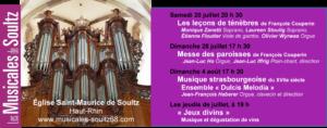 MUSICALES  DE  SOULTZ (68)